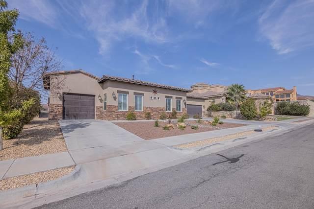 6681 Tuscany Ridge Drive, El Paso, TX 79912 (MLS #835943) :: Jackie Stevens Real Estate Group brokered by eXp Realty