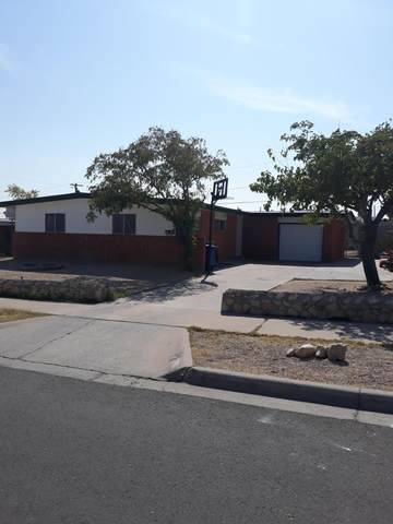 3608 Olympic, El Paso, TX 79904 (MLS #835963) :: Jackie Stevens Real Estate Group brokered by eXp Realty