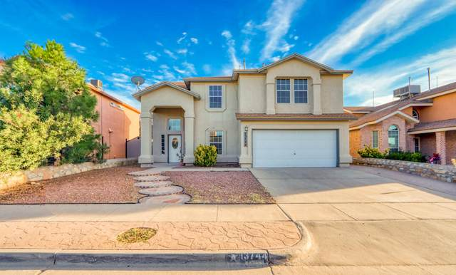13744 Paseo Milagro Avenue, El Paso, TX 79928 (MLS #835965) :: Jackie Stevens Real Estate Group brokered by eXp Realty