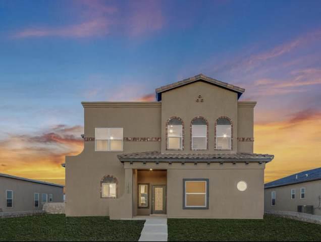 2305 Mike Price, El Paso, TX 79938 (MLS #835974) :: Jackie Stevens Real Estate Group brokered by eXp Realty