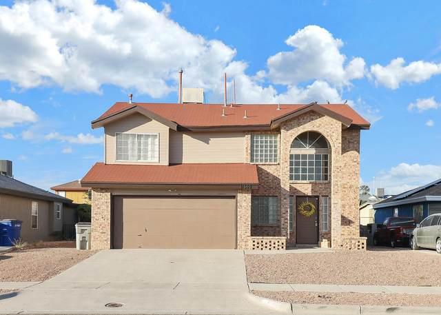 11569 Spencer Drive, El Paso, TX 79936 (MLS #835984) :: Mario Ayala Real Estate Group