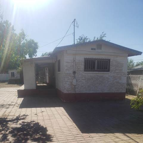 11462 Jenny Road, Socorro, TX 79927 (MLS #835986) :: Mario Ayala Real Estate Group