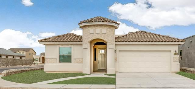 4552 Marisabel Azcarate, El Paso, TX 79938 (MLS #835989) :: Jackie Stevens Real Estate Group brokered by eXp Realty