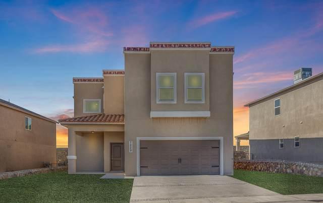 14832 Tierra Fortaleza, El Paso, TX 79938 (MLS #835999) :: Mario Ayala Real Estate Group