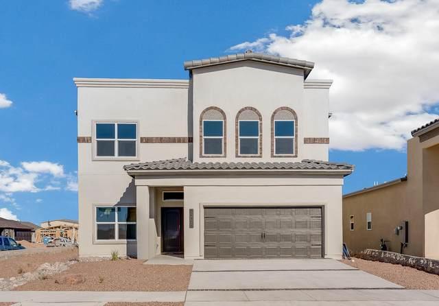 14840 Tierra Fortaleza, El Paso, TX 79938 (MLS #836001) :: Mario Ayala Real Estate Group