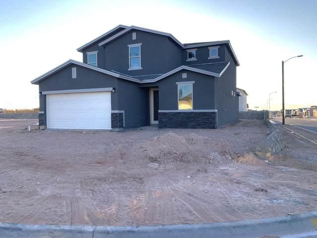 3937 Desert Nomad, El Paso, TX 79938 (MLS #836011) :: Jackie Stevens Real Estate Group brokered by eXp Realty