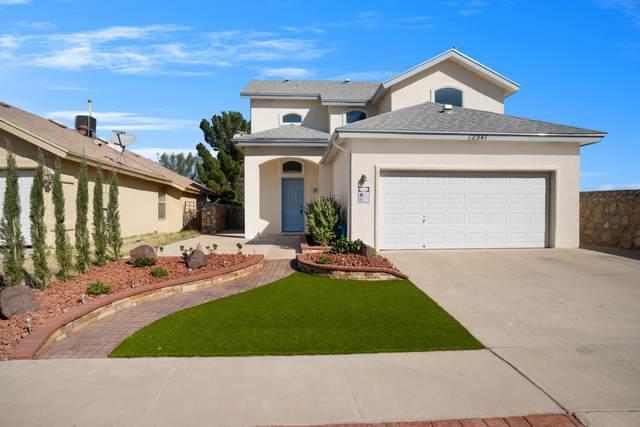 12341 Tierra Azteca Drive, El Paso, TX 79938 (MLS #836017) :: Jackie Stevens Real Estate Group brokered by eXp Realty