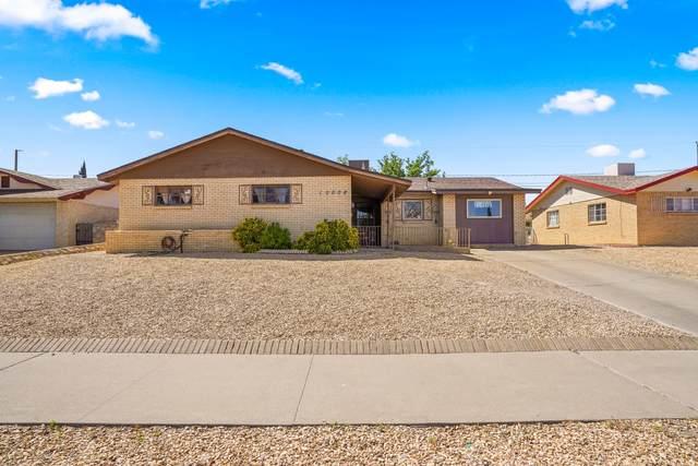 10008 Bermuda Avenue, El Paso, TX 79925 (MLS #836022) :: Jackie Stevens Real Estate Group brokered by eXp Realty