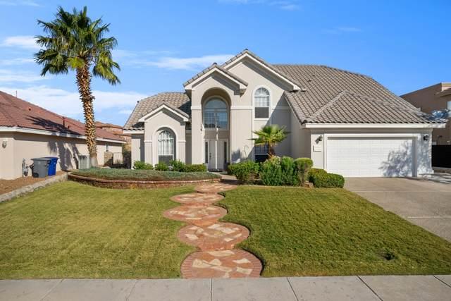 6505 Calle Bonita Lane, El Paso, TX 79912 (MLS #836023) :: Jackie Stevens Real Estate Group brokered by eXp Realty