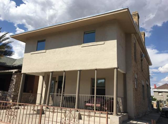 1212 N Kansas Street, El Paso, TX 79902 (MLS #836024) :: Jackie Stevens Real Estate Group brokered by eXp Realty