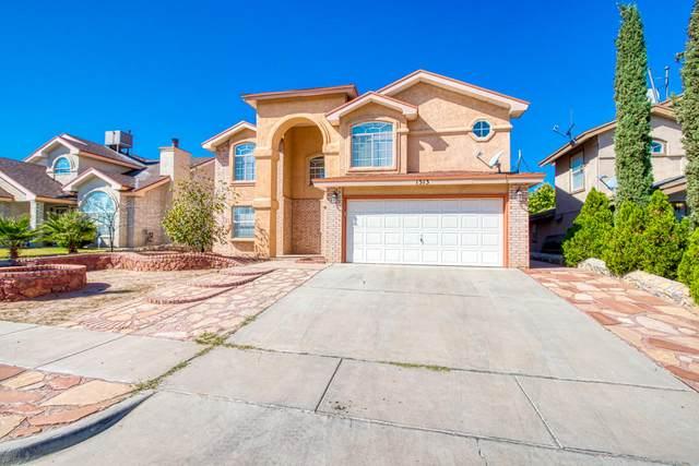 1313 Michelangelo Drive, El Paso, TX 79936 (MLS #836025) :: Jackie Stevens Real Estate Group brokered by eXp Realty