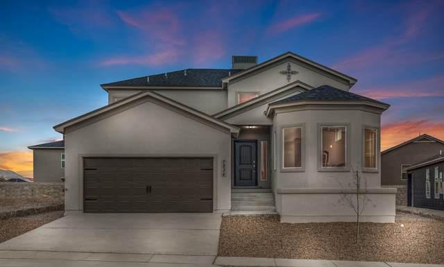 14844 Tierra Fortaleza, El Paso, TX 79938 (MLS #836026) :: Jackie Stevens Real Estate Group brokered by eXp Realty