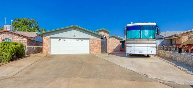 5209 Sweetwater Drive, El Paso, TX 79924 (MLS #836039) :: Preferred Closing Specialists