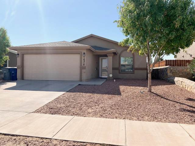 14214 Ranier Point Drive, El Paso, TX 79938 (MLS #836040) :: Jackie Stevens Real Estate Group brokered by eXp Realty