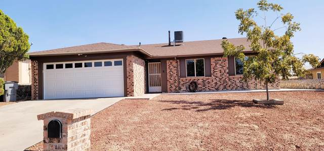 1512 Babe Hiskey Lane, El Paso, TX 79936 (MLS #836041) :: Jackie Stevens Real Estate Group brokered by eXp Realty