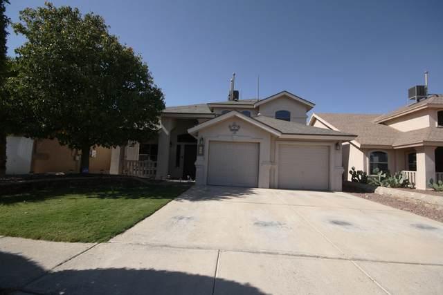 813 Paseo De Suerte Drive, Horizon City, TX 79928 (MLS #836045) :: Jackie Stevens Real Estate Group brokered by eXp Realty