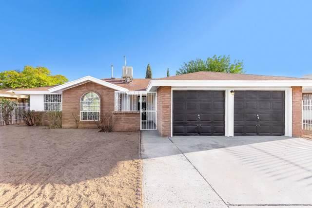 5636 Corsicana Avenue, El Paso, TX 79924 (MLS #836047) :: Preferred Closing Specialists
