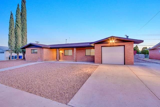 6032 Bel Mar Avenue, El Paso, TX 79912 (MLS #836052) :: Jackie Stevens Real Estate Group brokered by eXp Realty