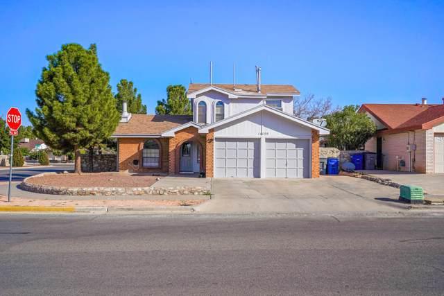 11629 Bunky Henry Lane, El Paso, TX 79936 (MLS #836056) :: Jackie Stevens Real Estate Group brokered by eXp Realty
