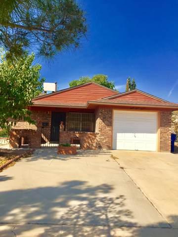 3311 Cornwall Road, El Paso, TX 79925 (MLS #836062) :: Jackie Stevens Real Estate Group brokered by eXp Realty