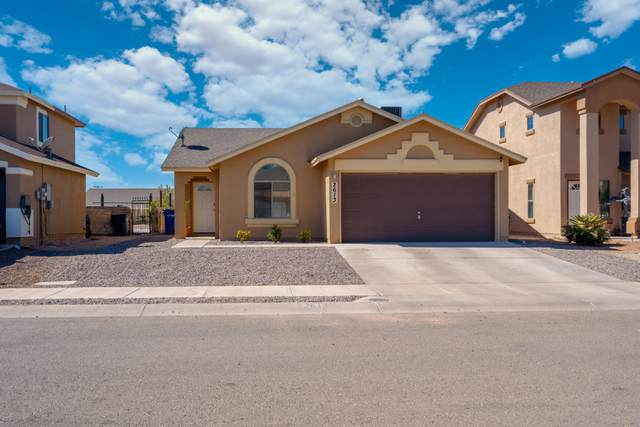 2613 Boris Becker Place, El Paso, TX 79938 (MLS #836067) :: Jackie Stevens Real Estate Group brokered by eXp Realty