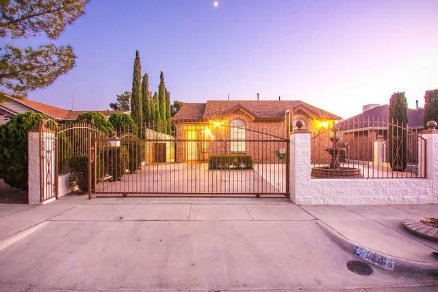 12164 Road House, El Paso, TX 79936 (MLS #836068) :: Preferred Closing Specialists