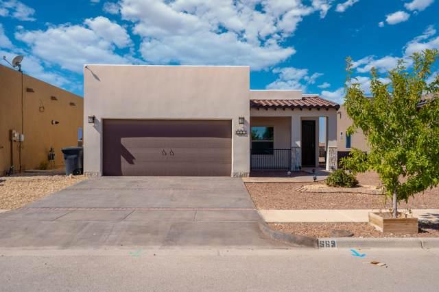 669 Huddersfield Street, Horizon City, TX 79928 (MLS #836069) :: Jackie Stevens Real Estate Group brokered by eXp Realty