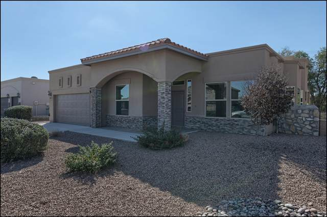 5613 Valley Maple Drive, El Paso, TX 79932 (MLS #836075) :: The Purple House Real Estate Group
