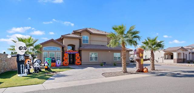 6005 Valle Espanola, El Paso, TX 79932 (MLS #836078) :: The Purple House Real Estate Group