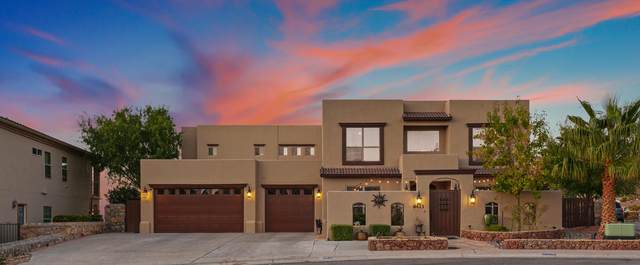 6413 Calle Placido Drive, El Paso, TX 79912 (MLS #836081) :: Jackie Stevens Real Estate Group brokered by eXp Realty