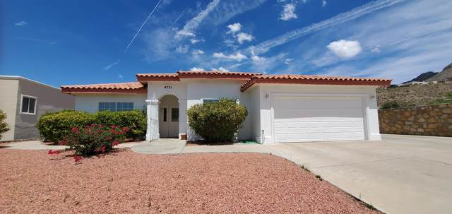 4721 Excalibur Drive, El Paso, TX 79902 (MLS #836084) :: Preferred Closing Specialists