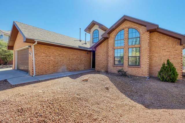 1001 Jan Ellyn Lane, El Paso, TX 79912 (MLS #836086) :: Preferred Closing Specialists