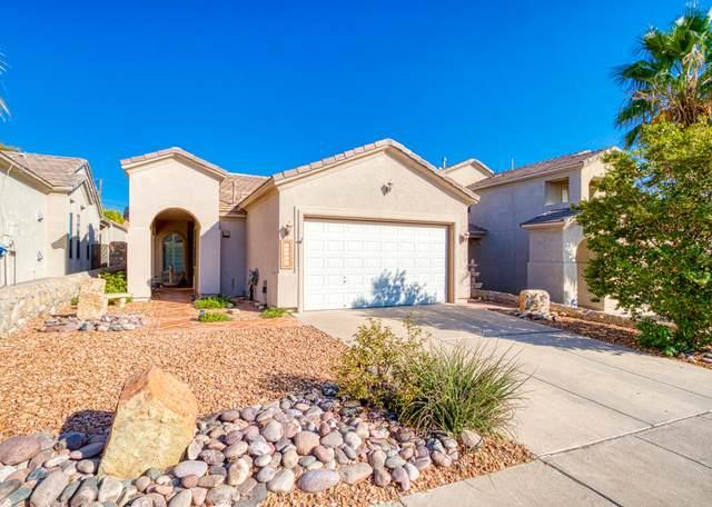 12148 Sitting Bull Drive, El Paso, TX 79936 (MLS #836088) :: Jackie Stevens Real Estate Group brokered by eXp Realty