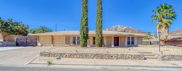 8207 Turquoise Street, El Paso, TX 79904 (MLS #836091) :: The Purple House Real Estate Group