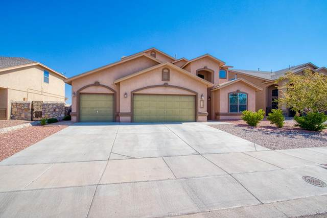 3108 Lookout Point Place, El Paso, TX 79938 (MLS #836094) :: Preferred Closing Specialists