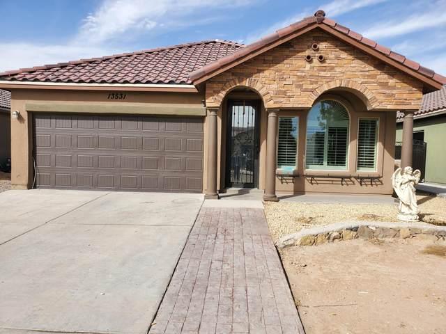 13531 Everingham Street, El Paso, TX 79928 (MLS #836097) :: Preferred Closing Specialists