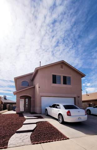 14228 Rudy Valdez Drive, El Paso, TX 79938 (MLS #836098) :: The Purple House Real Estate Group