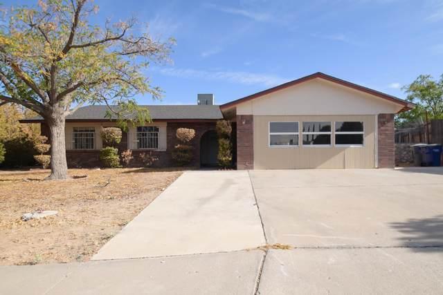 7013 Casa Loma Circle, El Paso, TX 79912 (MLS #836116) :: Preferred Closing Specialists