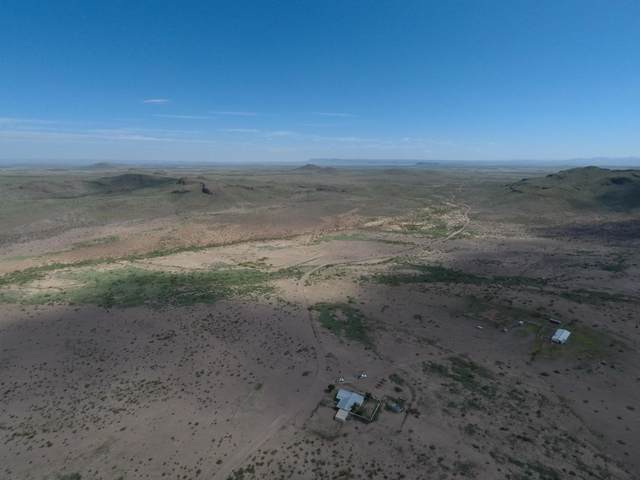 00 Lobo-Garren, Van Horn, TX 79855 (MLS #836118) :: Preferred Closing Specialists