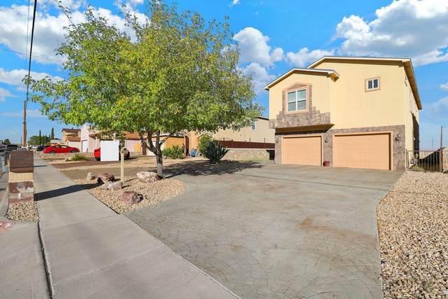 8908 Polaris Street, El Paso, TX 79904 (MLS #836125) :: Preferred Closing Specialists