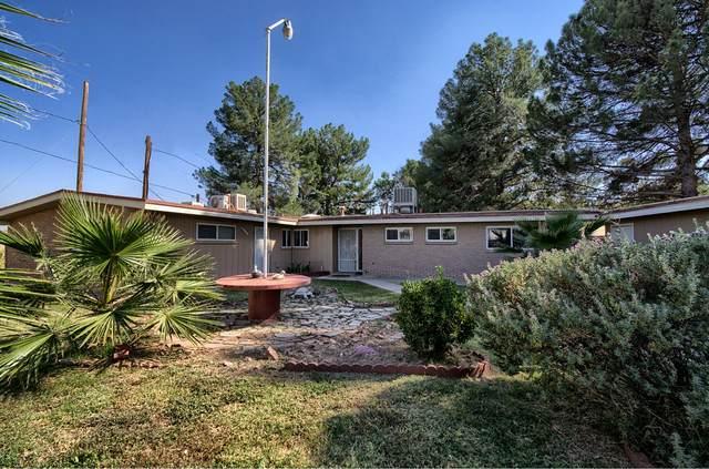800 S. Horizon Boulevard, Socorro, TX 79927 (MLS #836127) :: Preferred Closing Specialists