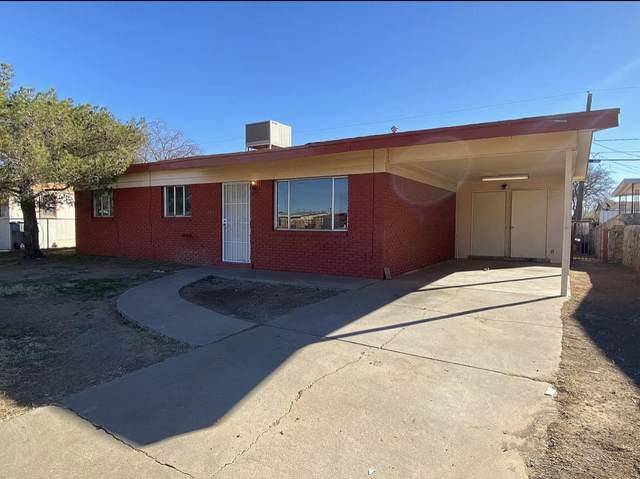 10348 Rushing Road, El Paso, TX 79924 (MLS #836129) :: The Matt Rice Group