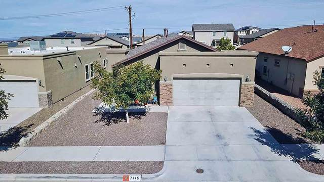 7445 Red Cedar Drive, El Paso, TX 79911 (MLS #836137) :: The Purple House Real Estate Group