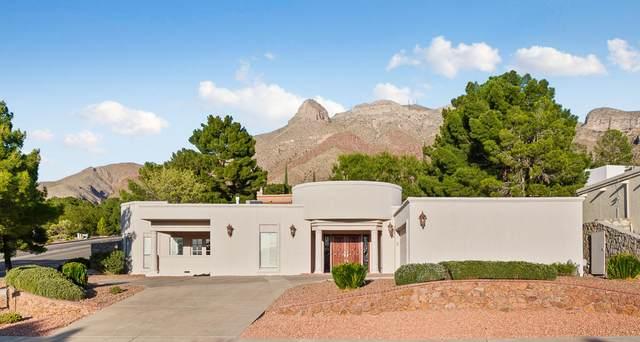 1216 Cerrito Alto Lane, El Paso, TX 79912 (MLS #836145) :: The Matt Rice Group