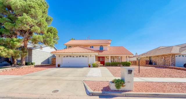 1934 Bay City Place, El Paso, TX 79936 (MLS #836147) :: The Purple House Real Estate Group