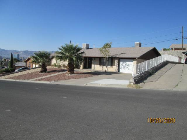 1725 Georgia Place, El Paso, TX 79902 (MLS #836153) :: Preferred Closing Specialists