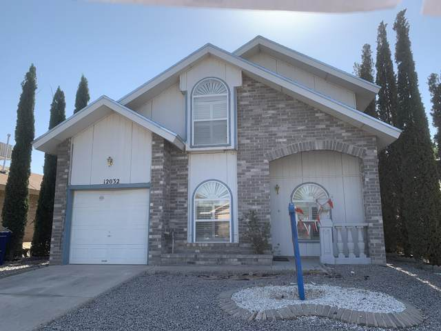 12032 Castle Woods Drive, El Paso, TX 79936 (MLS #836156) :: The Purple House Real Estate Group
