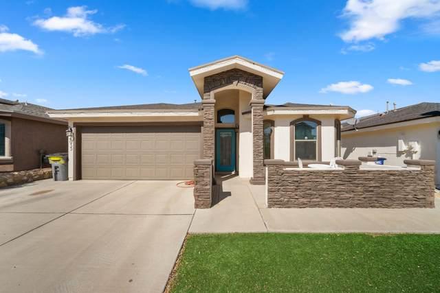 4933 Silver Ranch Avenue, El Paso, TX 79934 (MLS #836160) :: Preferred Closing Specialists