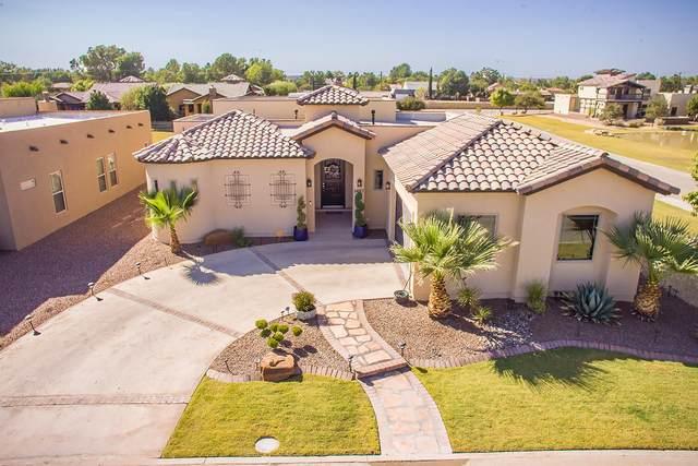 5667 River Run Street, El Paso, TX 79932 (MLS #836163) :: The Matt Rice Group