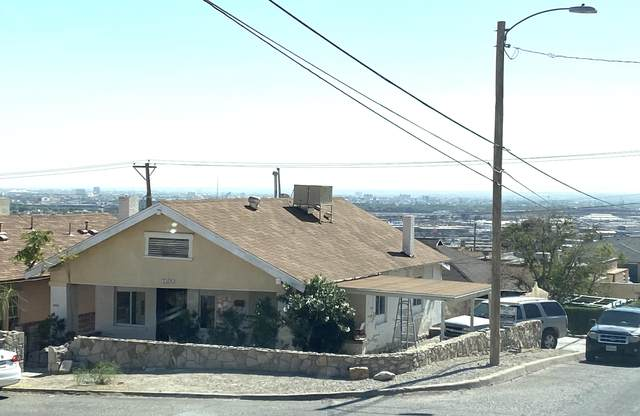 2100 Portland Avenue, El Paso, TX 79930 (MLS #836164) :: Mario Ayala Real Estate Group